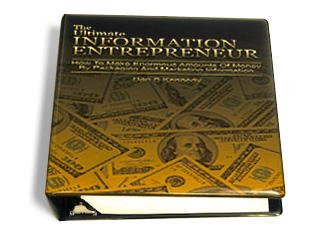 Ultimate Information Entrepreneur Super Manual